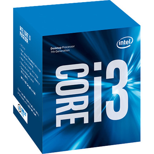 CPU INTEL PENTIUM G4560 7th Gen 3.5GHZ LGA1151 3MB CACHE 2CORES 4THREADS BOX ,Desktop CPU