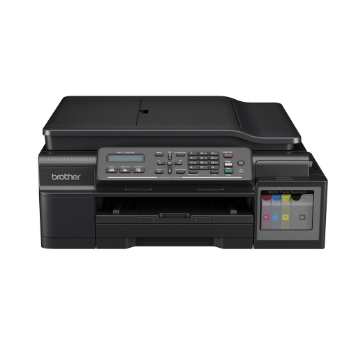 PRINTER MULTIFUNCTION BROTHER COLOR INKJET DCP-T310-Refillable Ink Tank - - ,Multifunction