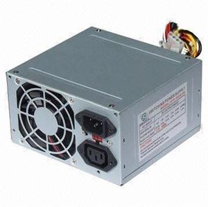 POWER SUPPLY LUMENS HOUSE EP002 ATX 500W 24PIN LGA BIG FAN+6PIN BOX REAL 250W, Case & Power Supply