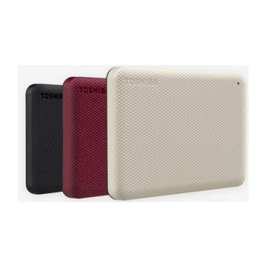 HD 1 TERRA EXTERNAL TOSHIBA ADVANCE WITH PASSWORD USB3.0 COLOR ,External HDD