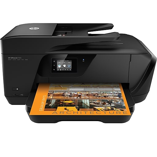 PRINTER HP PHOTOSMART ALL IN ONE A3 OFFICEJET 7510