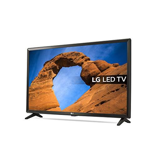 MONITOR LED TV 32 LG+RECEIVER HD READY LK510B ,LED