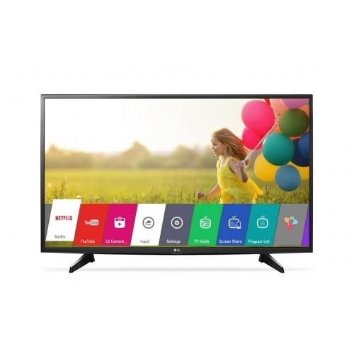 MONITOR LED TV 43 LG FULL HD+SMART+RECEIVER LK6100PVA ,LED