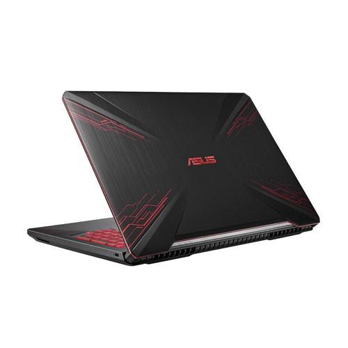 NOTEBOOK ASUS FX504GD I5 8300H 2.3 UP TO 4.0 8M 8G DDR4 1T+SSD128G VGA NVIDIA 4G GTX 1050 DDR5 15.6 FULL HD BLACK ,Laptop Pc
