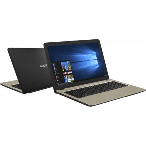 NOTEBOOK ASUS X540UB-GO355 I5 8250U 1.6GHZ 3.4GHZ 6M 8G DDR4 1T VGA NVIDIA 110MX 2G DDR5 15.6 BLACK ,Laptop Pc