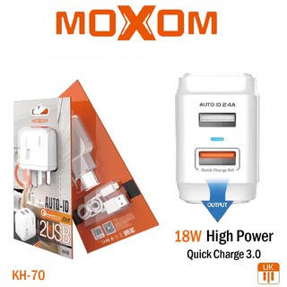 CABLE MICRO USB DATA & CHARGE MOXOM CC-72 ,Other Smartphone Acc