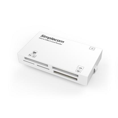 CARD READER/ WRITER USB2.0 HYUNDAI HY-1030/ ALL IN1 قارئة ذواكر ,Flash Card