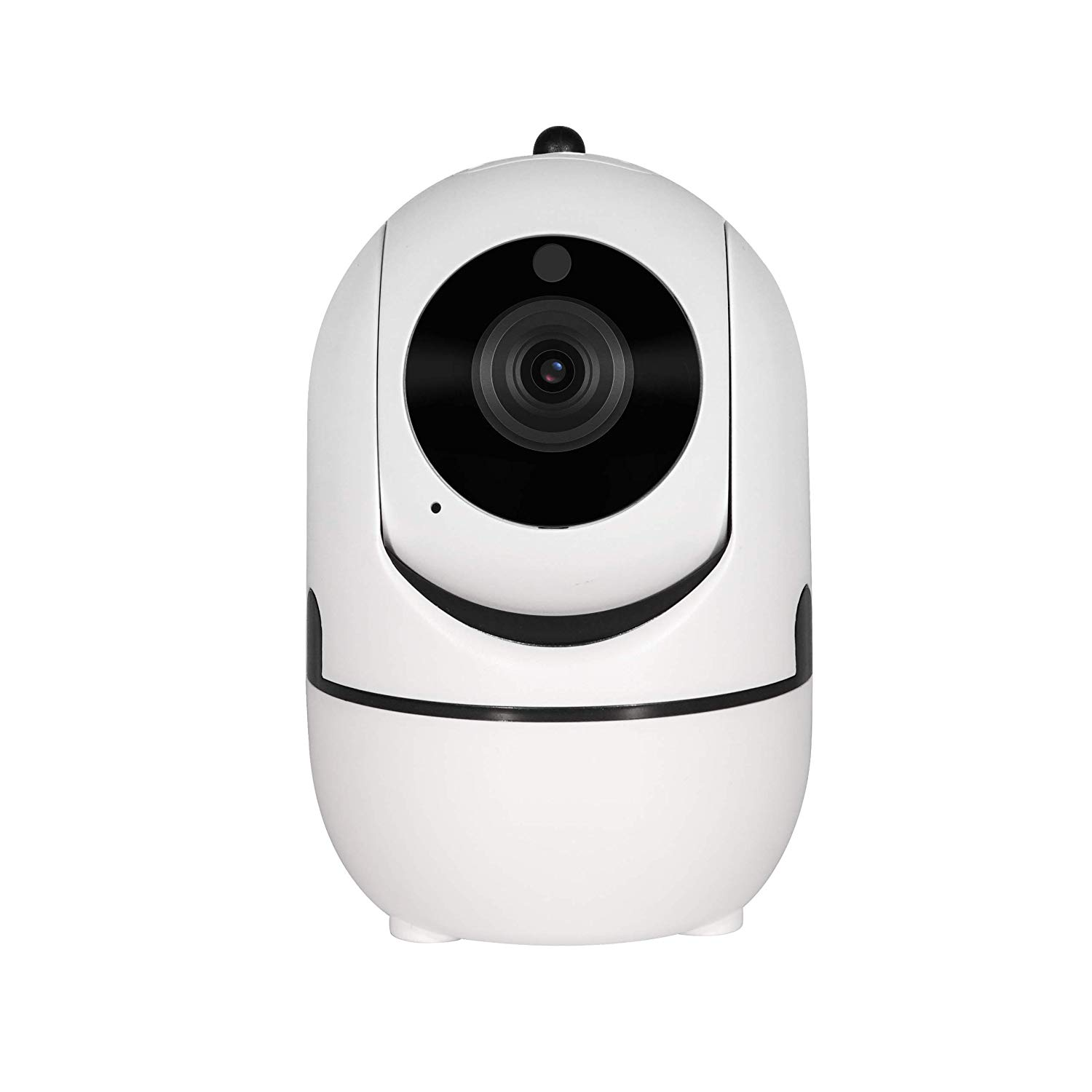 WIRELESS SMART IP CAMERA  HD  YCC 365 ANDROID+IOS UP TO 128M STORAGE لاقط واحد مع حساس حركه ,Security Cameras