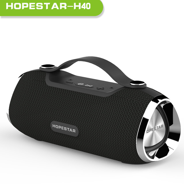 SPEAKER BLUETOOTH HOPESTAR FOR MP3 & MOBILE&SD CARD&USB H40 COLOR, Speakers