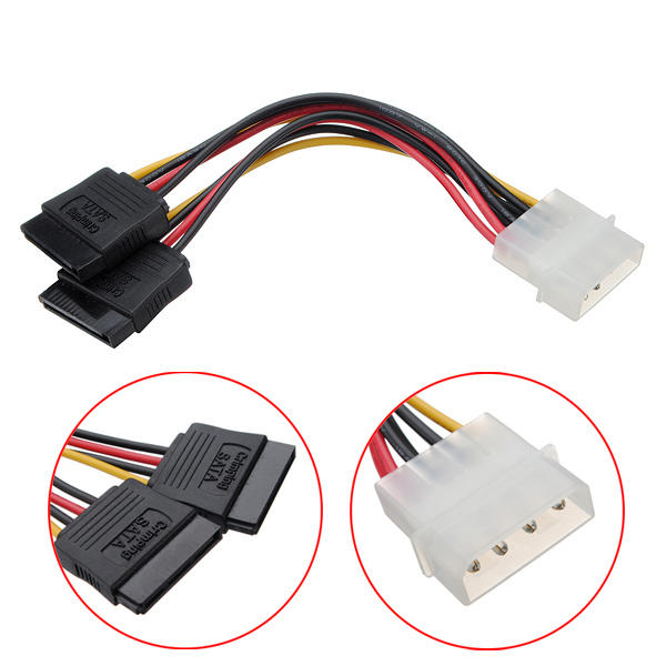 CABLE POWER FOR HD SATA 2 POWER ,Cable