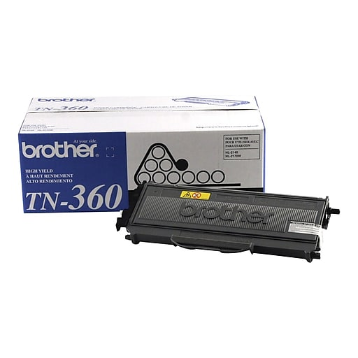 TONER TN-360  FOR BROTHER PRINTER 7340 COPY ,Ink & Toner