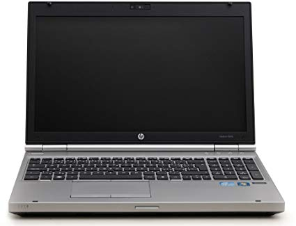 NOTEBOOK HP ELITEBOOK 8560P I5 2410M 2.3GHz UP TO 2.9GHz 3M 4G DDR3 HDD 320G VGA ATI 6470M 1G UP TO 2.8G  15.6 ALUMINIUM SILVER مستعمل ,Used Laptops