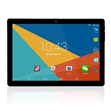 TABLET PC WISE WAY 10.1 IPS OCTA CORE 2GB 32GB 3G+2G SIM 2CAM +PROTECTIVE CASE+EARPHONE+TOUCH PEN COLOR غير معرفة ,Display 10 Inch