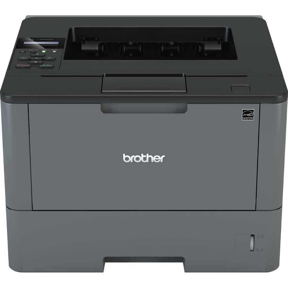 PRINTER BROTHER LASER HL-L5000D WORKGROUP MONO LASER PRINTER ,Laser Printer