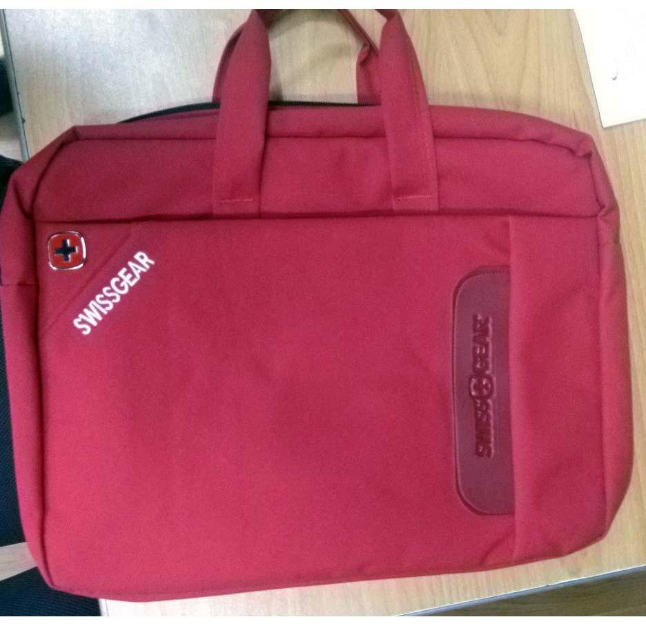 NOTEBOOK BAG 15.6 SWISSCEAR L21 COLOR طبقتين ,Laptop Bag