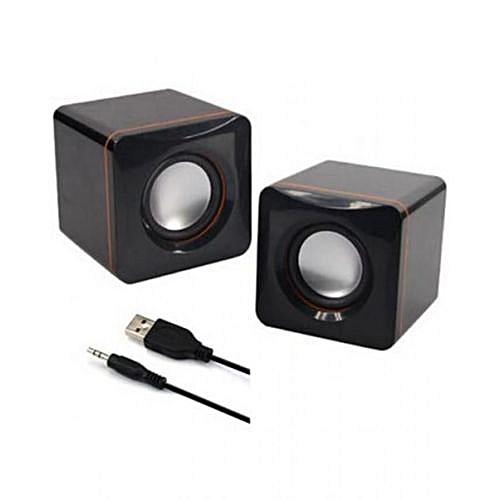 SPEAKER MULTIMEDIA 2.0 -A1 USB ,Speakers