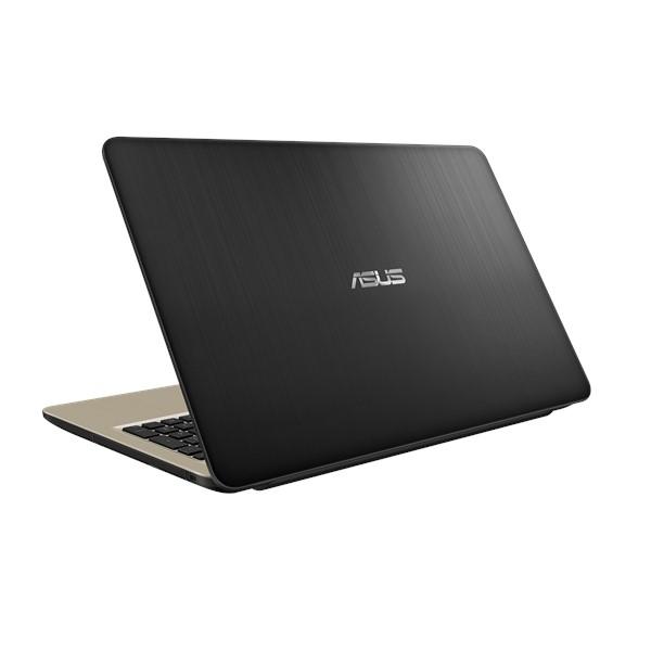 NOTEBOOK ASUS X540U-DM717 I3 7020U 2.30GHz 3M  4G 1T VGA NVIDIA 110MX 2G DDR3 HD 15.6 BLACK, Laptop Pc