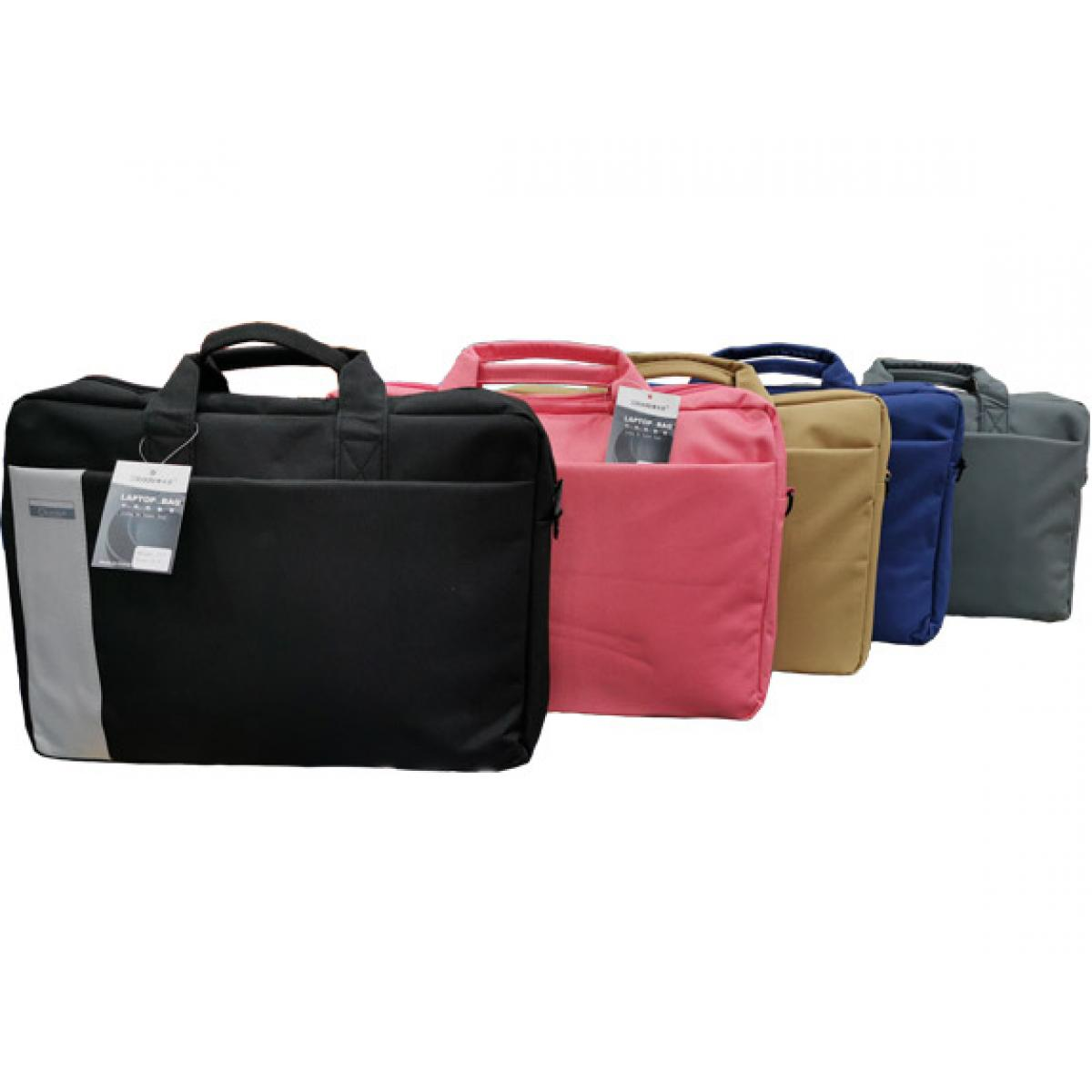 NOTEBOOK BAG 15.6 OKADE T57 COLORS قماش ,Laptop Bag