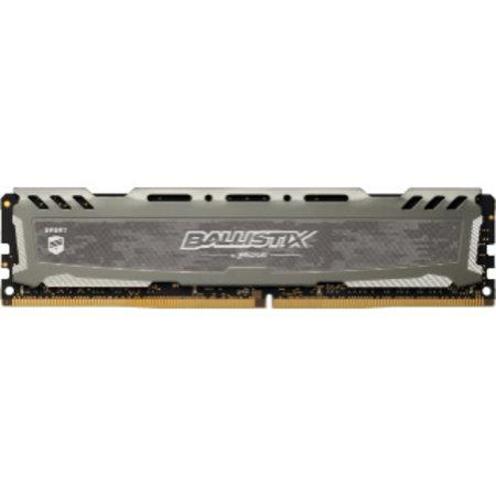 DDR4 16GB PC3000 CRUCIAL BALLISTIX SPORT GAMING MEMORY BY.MICRON BOX FOR PC ,Desktop RAM