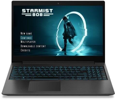 NOTEBOOK  LENOVO IP L340-15lRH I5 9300H 2.4GHz 8M 8G DDR4 1T+128SSD VGA NVIDIA 4G GTX 1650 DDR5 15.6 FULL HD BLACK ,Laptop Pc