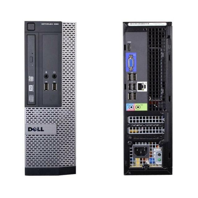 COMPUTER DELL OPTIPLEX 7010  CORE i3 3220 3.3 3M , 4G, 250GB++ AMD RADEON HD 7000 1GP DDR3 مستعمل ,Used PC