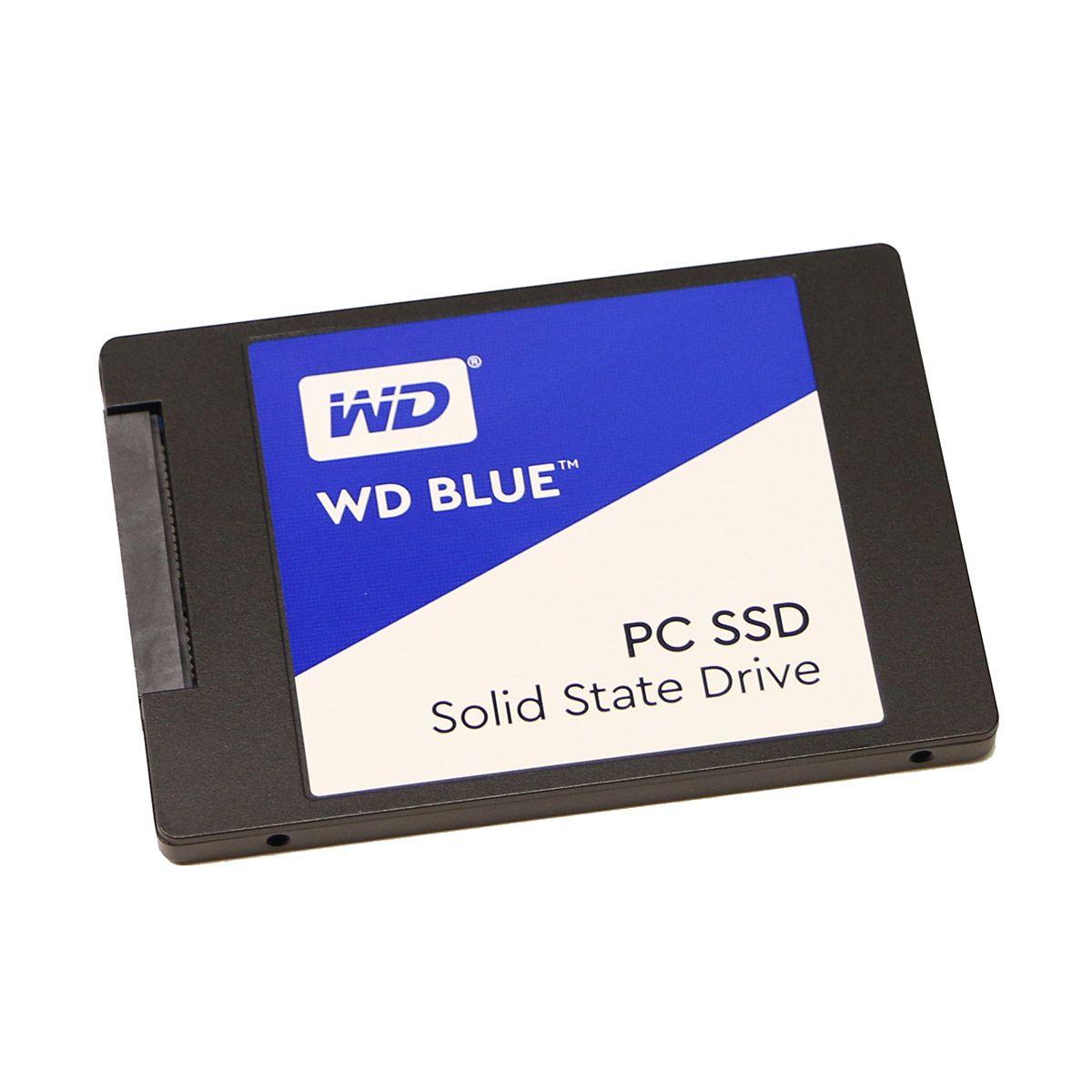 HDD SSD WD 250GB 2.5 INCH SATA3 SSD WD BLUE ,SSD HDD