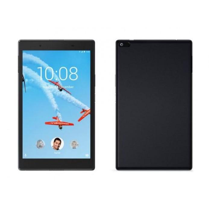 TABLET LENOVO 8.0 QUAD-CORE1.4 64bit+2GB 16GB   2 SIM+BT TB-8504X - SLATE BLACK معرف على الشبكة ,Display 8 Inch