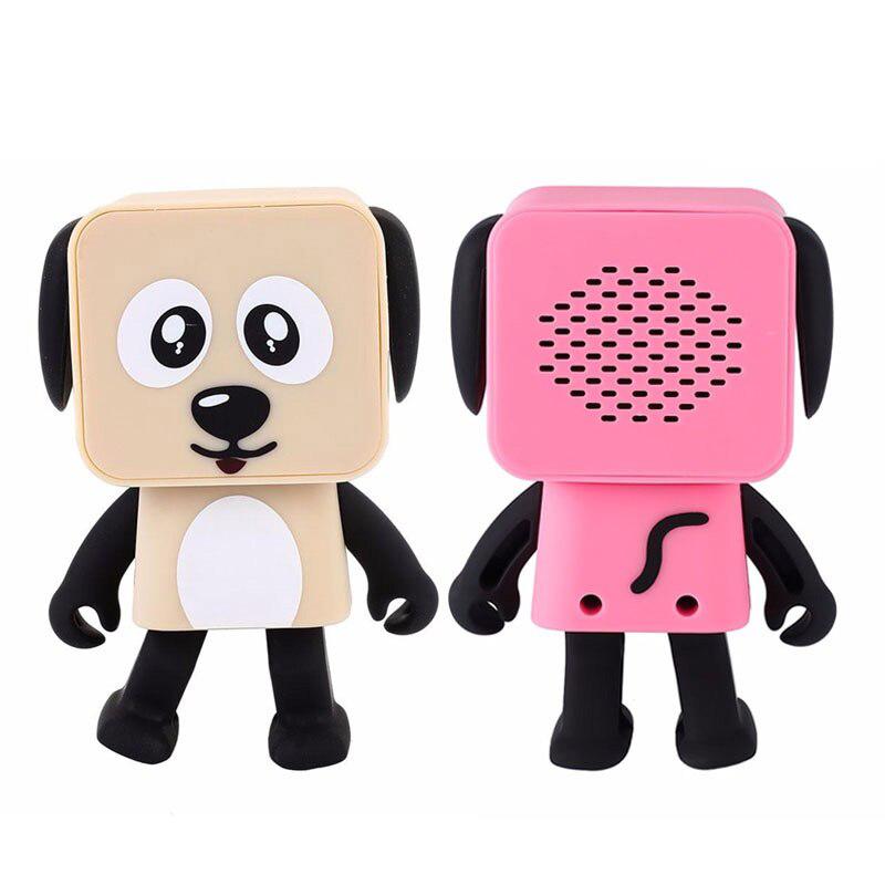 BLUETOOTH SPEAKER BOOM DANCING DOG SPEAKER سبيكر بلوتوث شكل كلب ,Speakers