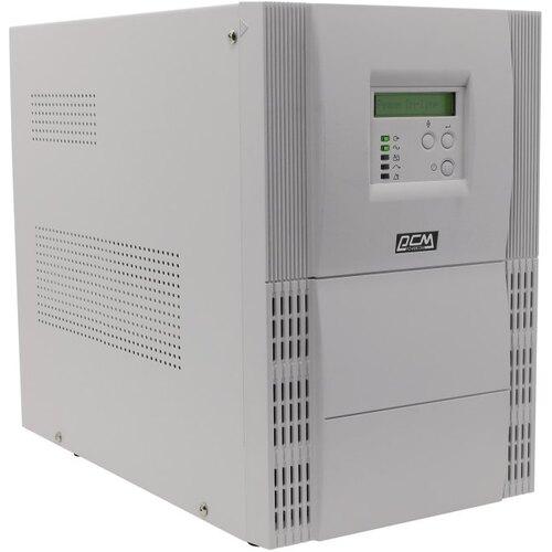 UPS VGD-2000VA/1400W-POWERCOM ON LINE LCD DISPLAY بدون بطاريه ,UPS