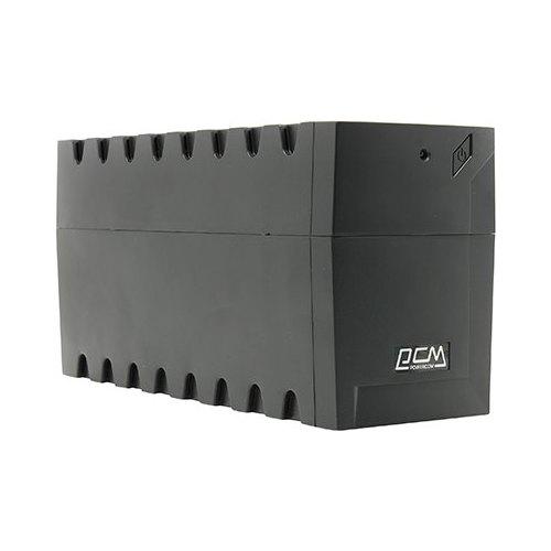UPS 800VA /480W  POWERCOM  RAPTOR LED ,UPS