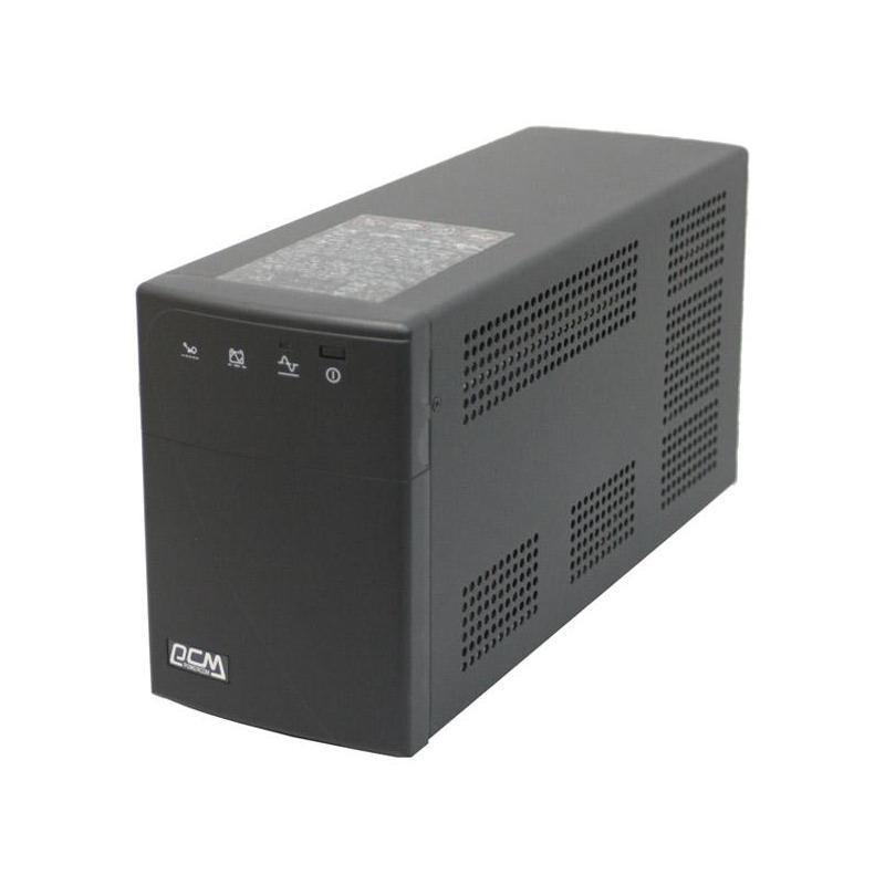 UPS 1000 VA /600W  POWERCOM LED BLACK KNIGHT PRO ,UPS