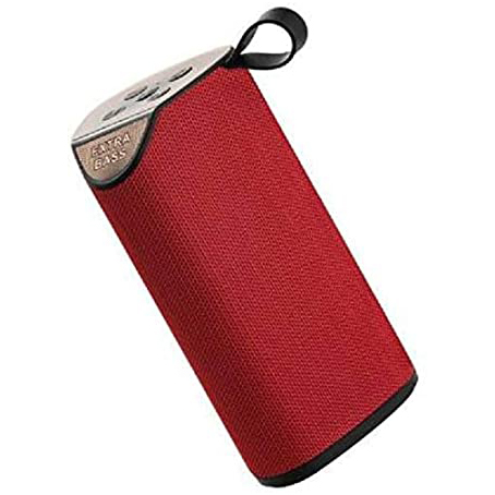 SPEAKER BLUETOOTH & USB RECHARGEABLE & TF CARD FOR & MP3 & MOBILE COLOR GT-111 ,Speakers
