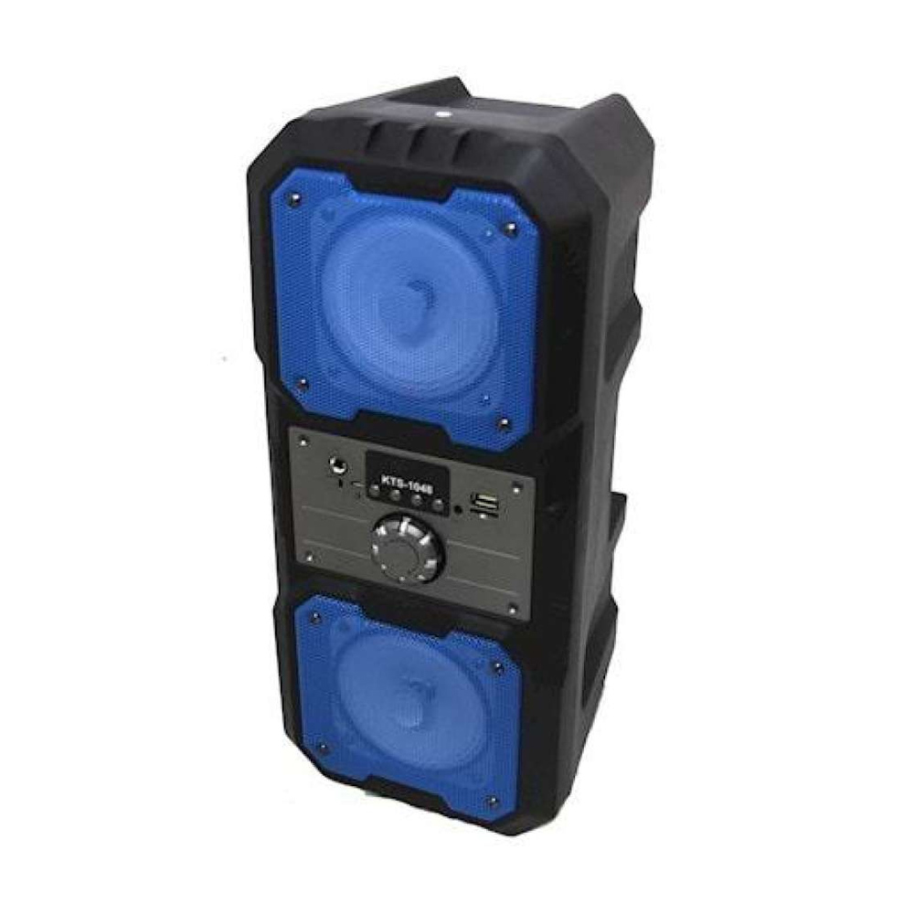 SPEAKER BLUETOOTH KTS-1048 FOR MP3 & MOBILE & FM & SD CARD USB & AUX & MIC ,Speakers