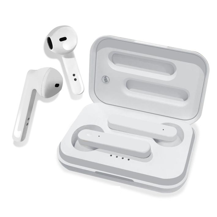 HEADSET BLUETOOTH WS-16 TWS HIGH QUALITY WHITE ,Smartphones & Tab Headsets