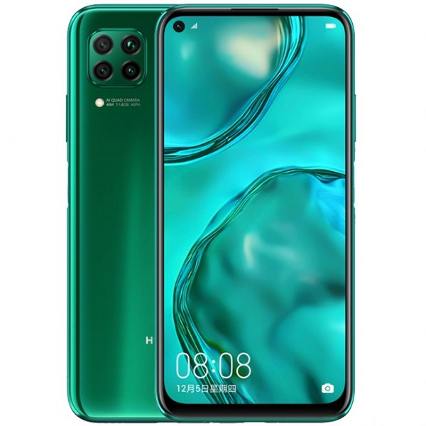 MOBILE PHONE HUAWEI 6.4 OCTA CORE 1.8GHZ 8GB RAM 128GB DUAL SIM HUAWEI NOVA 7I GREEN ,Android Smartphone