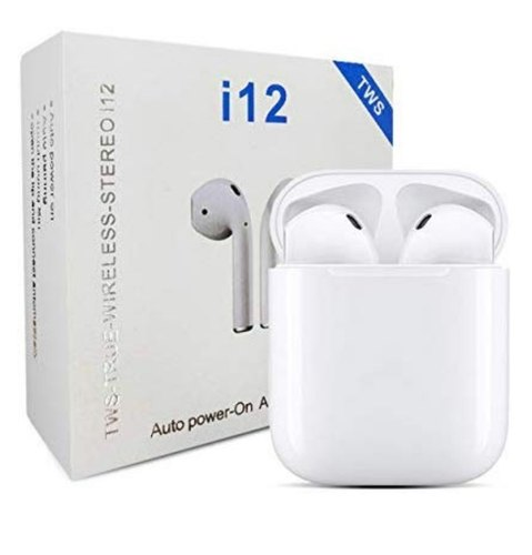 HEADSET BLUETOOTH IN PODS 12 -TWS MINI COLOR ,Smartphones & Tab Headsets