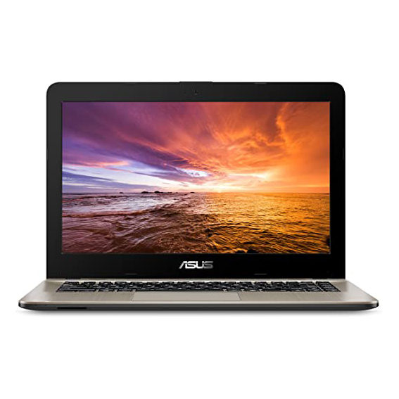 NOTEBOOK ASUS F441BA-GA278 AMD A4-9125 2.3GHz up to 2.6GHz 1M 4G 1T 14.0 VGA INTEL SHARED BLACK ,Laptop Pc