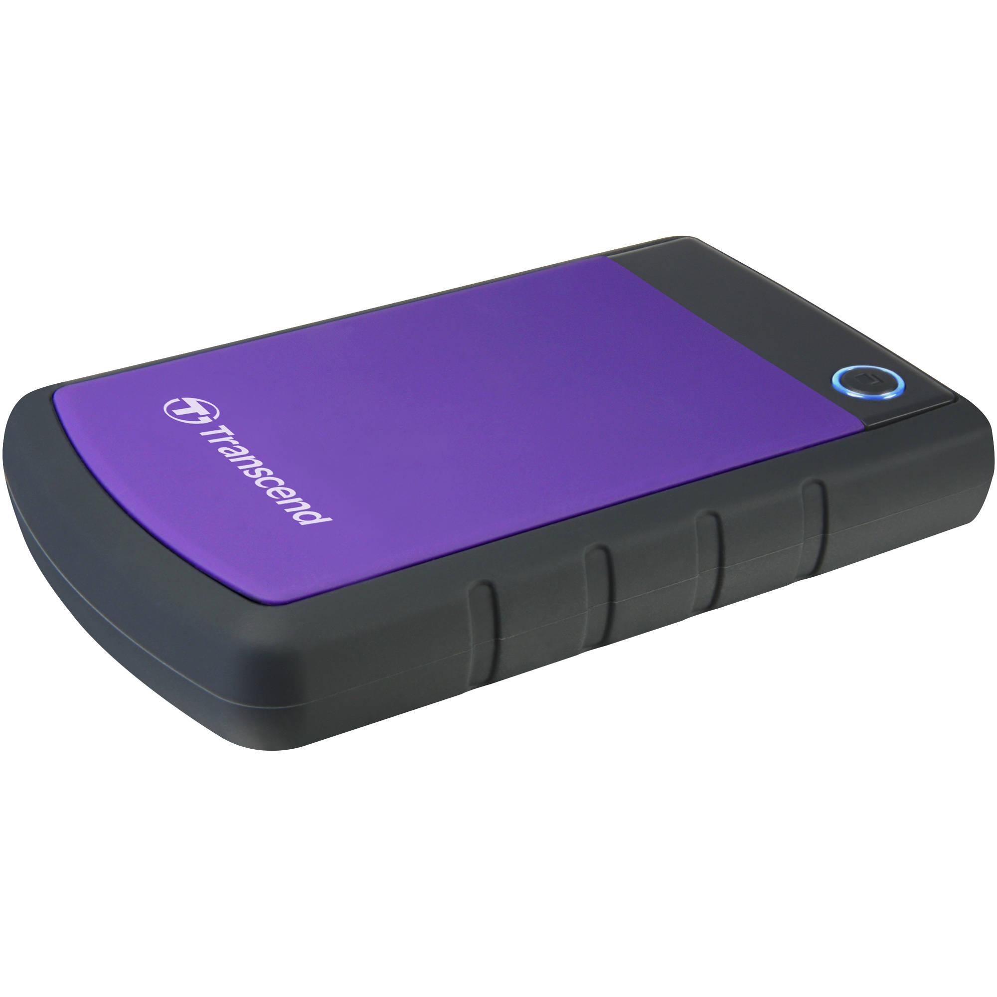 HD 4 TERRA EXTERNAL TRANSCEND STOREJET USB3.0 5400RPM ضد الصدمات كرتونة مهترئة ,External HDD