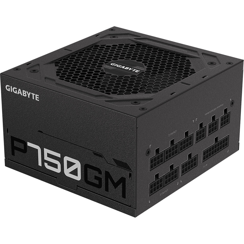 POWER SUPPLY GIGABYTE 750W /80 GOLD PLUS/P750GM ,Case & Power Supply
