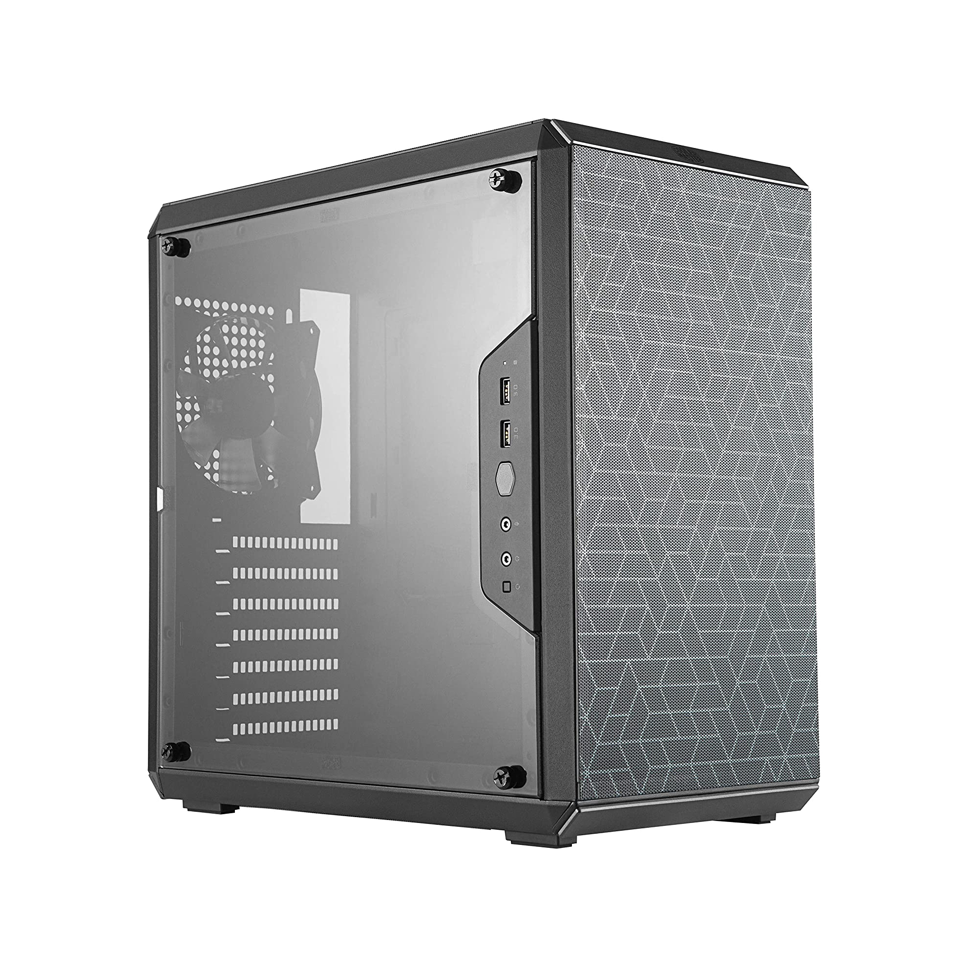 CASE COOLER MASTER GAMING MASTERBOX Q500L MCB-Q500L-KANN-S00 ,Case & Power Supply