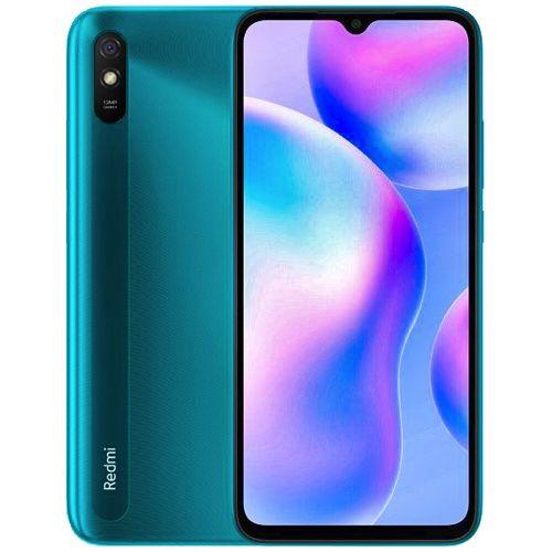 MOBILE PHONE XIAOMI 6.53 OCTA CORE 2GHZ 3GB 32GB DUAL SIM REDMI 9A GREEN ,Android Smartphone
