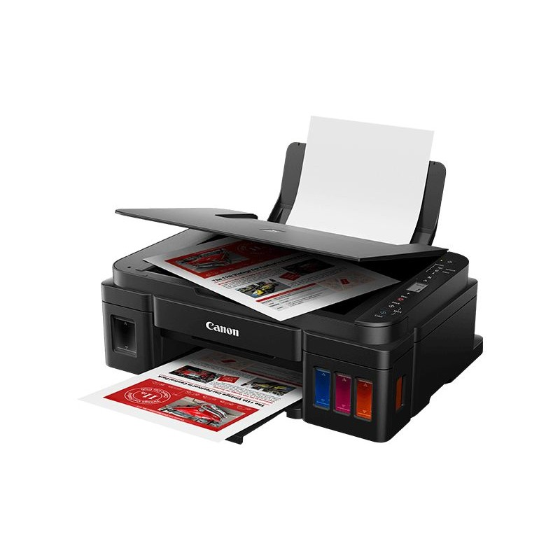 PRINTER MULTIFUNCTION CANON PIXMA G3411 COLOR INKJET Refillable Ink Tank - -WITH WIFI ,Multifunction