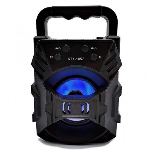 SPEAKER BLUETOOTH KTS-1057 FOR MP3 & MOBILE & FM & SD CARD USB & AUX ,Speakers