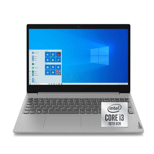 NOTEBOOK LENOVO L3 15IML05 I3 10110U 2.1GHz UP-TO 4.1GHz 4M  4G HD 1T VGA NVIDIA 130MX 2G DDR5 15.6 GRAY ,Laptop Pc