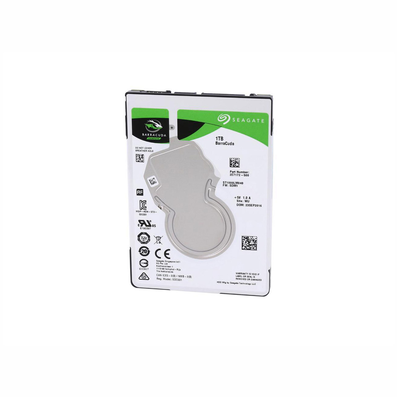 HD 1TERRA SATA SEAGATE FOR NOTEBOOK128M 5400RPM ,Laptop HDD