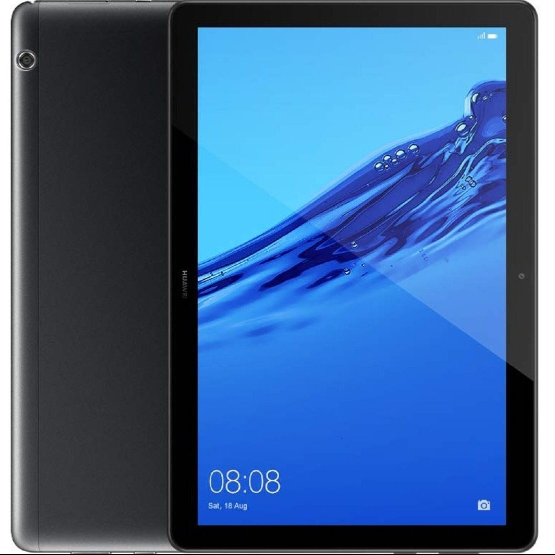 TABLET PC HUAWEI 10.1 FULL HD OCTA CORE 1.7GHz 2GB 16GB WIFI+BT MEDIAPAD T5 - AGS2-W09 - BLACK ,Display 10 Inch
