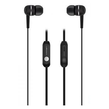 EARPHONE CROWN HIGH QUALITY FOR SMARTPHONE OR TAB COLOR CME-204 ضغط ,Smartphones & Tab Headsets