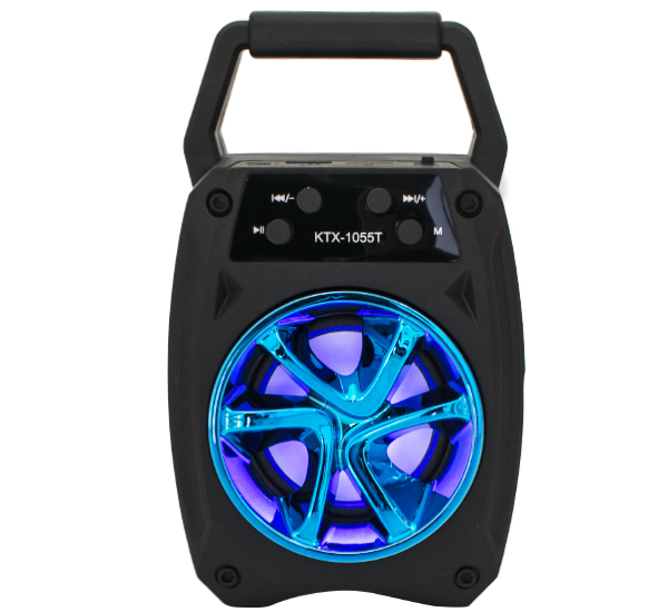 6029901 SPEAKER BLUETOOTH KTX-1055 FOR MP3 & MOBILE & FM & SD CARD USB & AUX ,Speakers