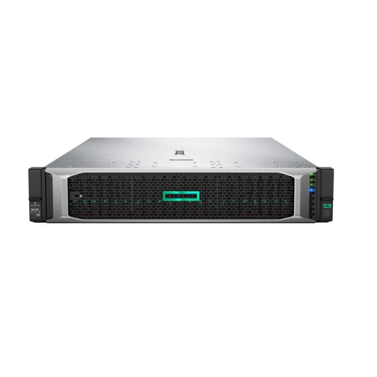 HPE ProLiant DL380 Gen10 4208 1P 16GB-R P408i-a 8SFF 500W PS Server ( P02462-B21) ,Server PC
