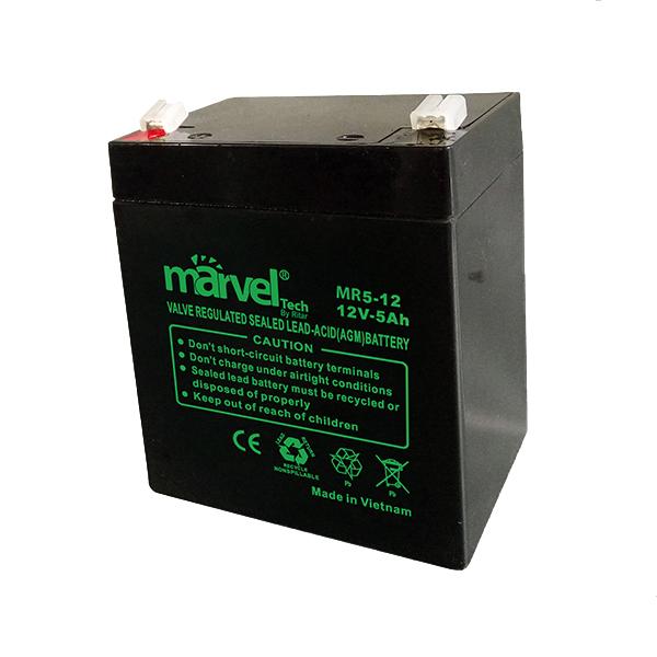 BATTERY FOR UPS 12V/5A MARVEL ,Batteries